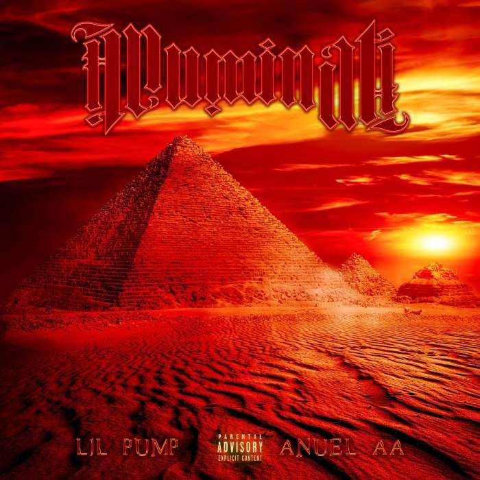 Lil Pump & Anuel AA - Illuminati