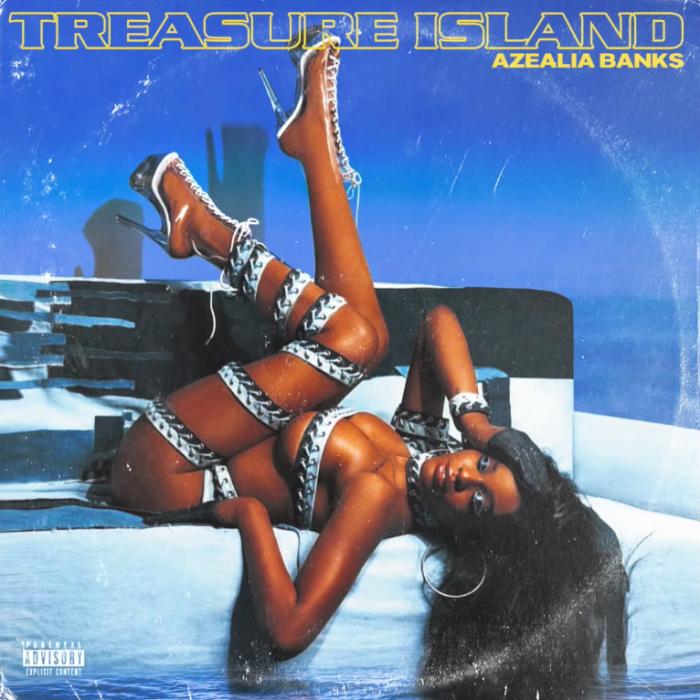 Azealia Banks - Treasure Island