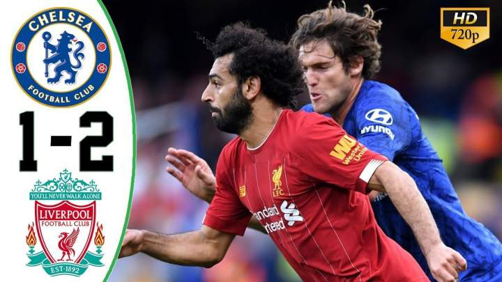 Chelsea 1 - 2 Liverpool (Sep-22-2019) Premier League Highlights