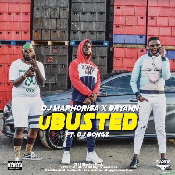 DJ Maphorisa & Bryann - uBursted (feat. DJ Bongz)