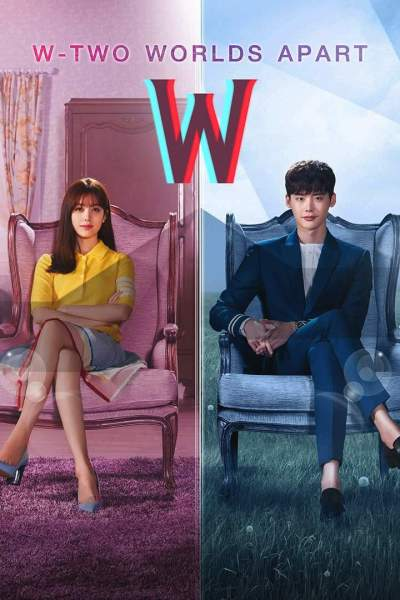 Series Download: W: Two Worlds Apart (Complete Season 1) [Korean]