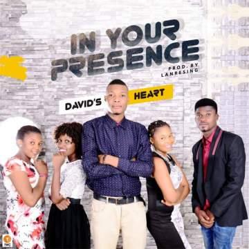 Gospel Music: David's Heart - In Your Presence