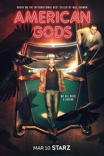 New Episode: American Gods Season 2 Episode 3 - Muninn