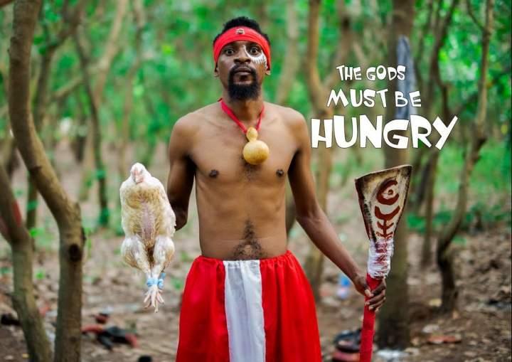 YAWA - The gods must be hungry (S02E05)