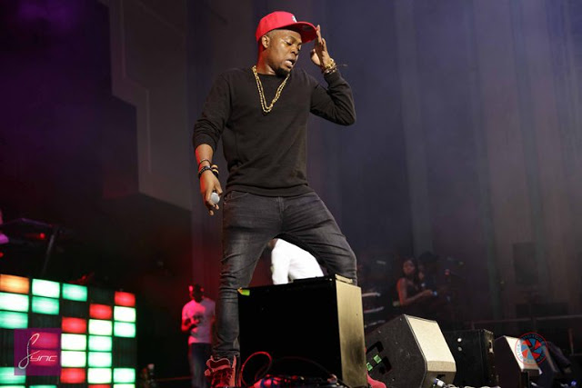 Watch Olamide's Energetic Performance At One Lagos Fiesta