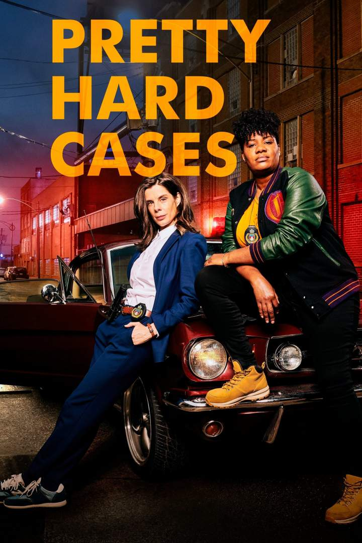 New Episode: Pretty Hard Cases Season 1 Episode 3 - Nuts
