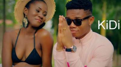 Video: KiDi - Cinderella (feat. Mayorkun & Peruzzi)