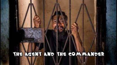 Comedy Skit: YAWA - The Agent and The Commander (S02E13)