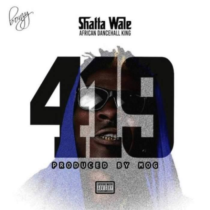 Shatta Wale - 419