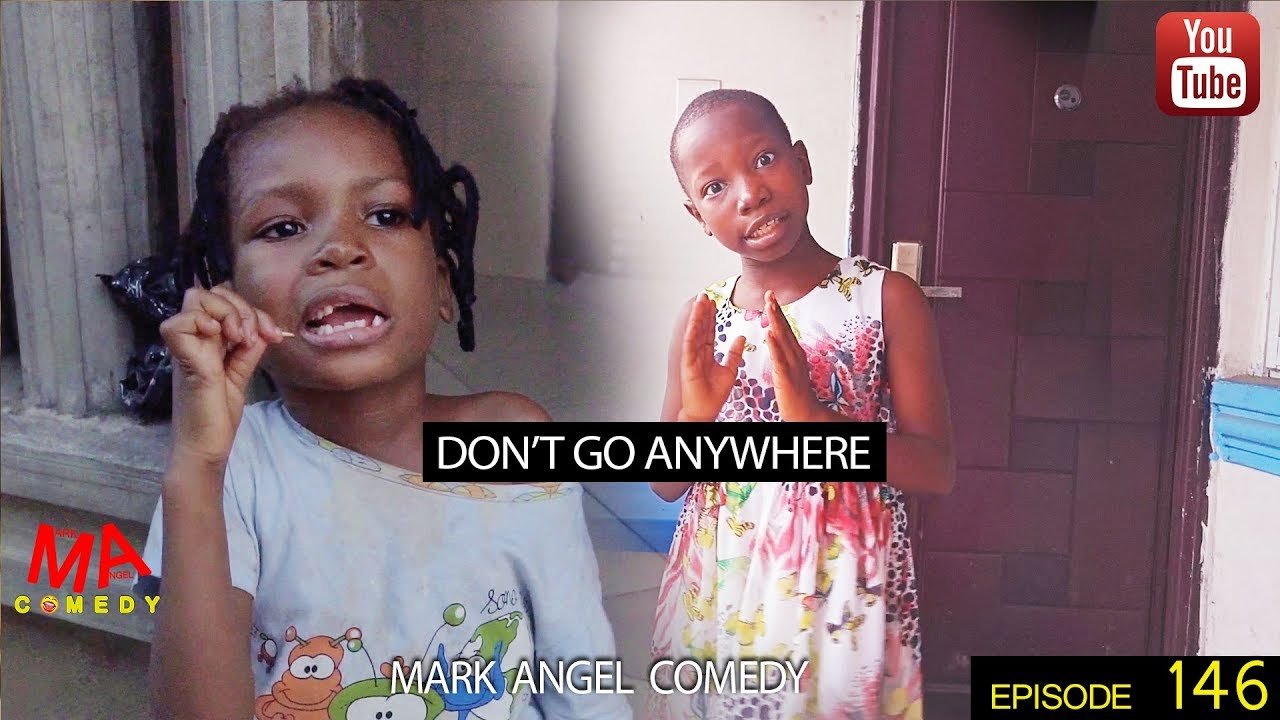 Mark Angel Comedy - Episode 146 (Don't Go Anywhere)
