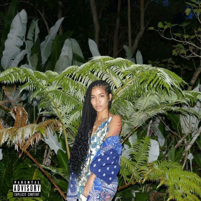 Jhene Aiko - None of Your Concern (feat. Big Sean)
