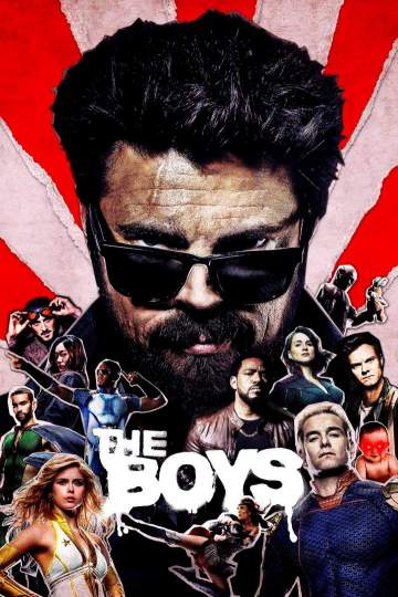 New Episode: The Boys Season 2 Episode 6 - The Bloody Doors Off