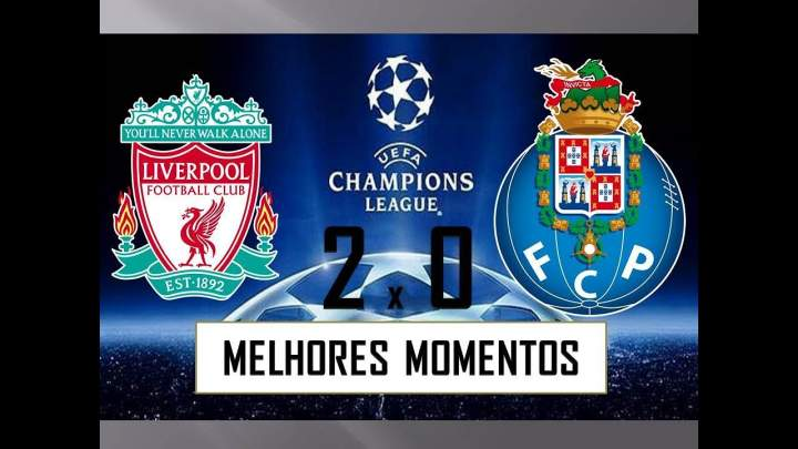 Liverpool 2 - 0 Porto (Apr-09-2019) UEFA Champions League Highlights
