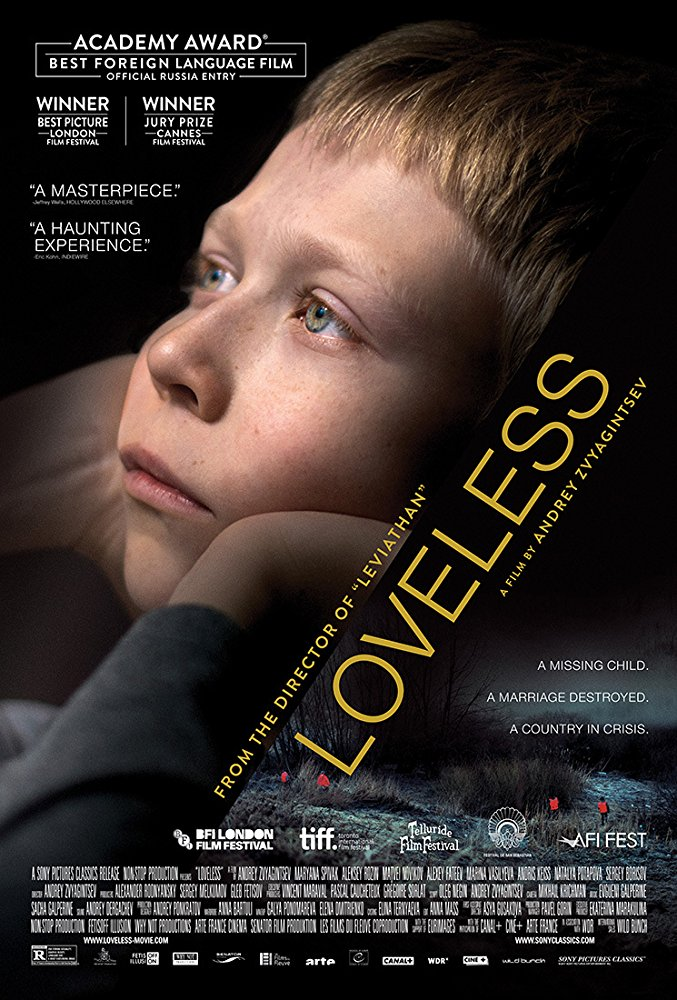 Loveless (2017) [Russian]